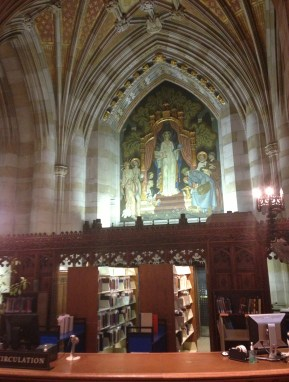 Sterling Memorial Library 4