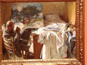 John Singer Sargent An Artist in His Studio c1904