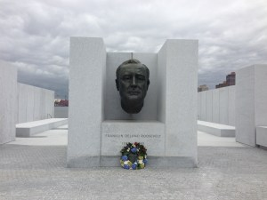 Four Freedoms, FDR monument 4