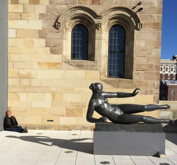 Yale University Art Gallery, 3-22-15
