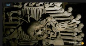 Tomb Detectives: Vampire Graves; Smithsonian
