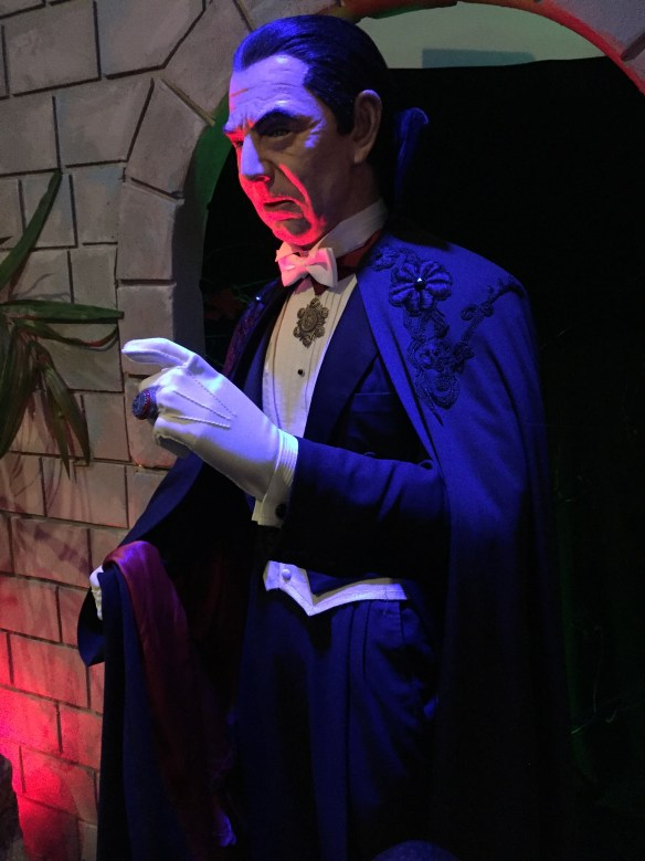 Bella Lugosi as Count Dracula