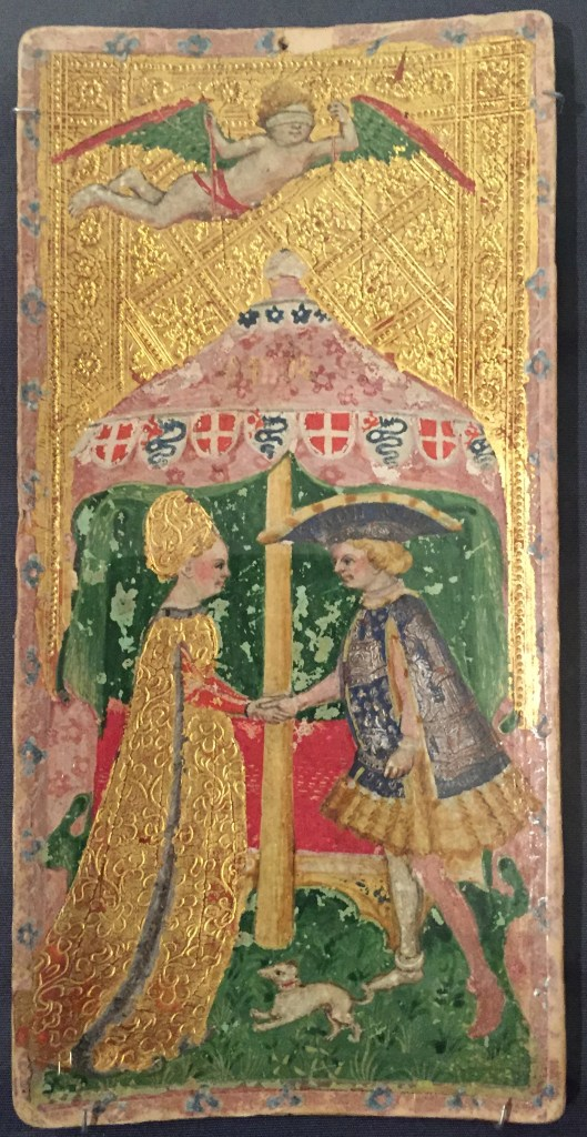 from the Visconti-Sforza Tarot Deck