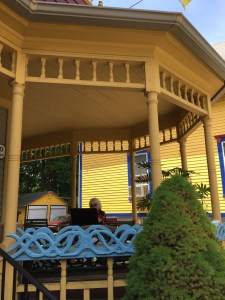 Carousel Porch