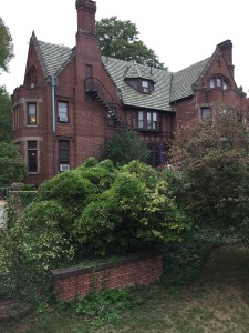 Walter Malley house, 1909, designed by Grosvenor Atterbury