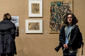 Cristina Risciglione, photographer. Milano, February 2018. Nikon D810, 120 mm (24-120 mm ƒ/4)1/125 ƒ/5 ISO 5000