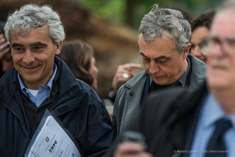 Tito e Stefano Boeri - Nikon D810, 400mm (80-400.0 ƒ/4.5-5.6) 1/500 ƒ/5.6 ISO 800