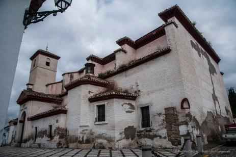 Albaicin, Granada, aprile 2015 - Nikon D300s, 16mm (16-85mm ƒ/3.5-5.6) 1/1250sec ƒ/5.6 ISO 200