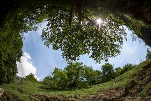 Torrente Meria. Nikon D810, 16.0mm (16.0mm ƒ/2.8) 1/800 ƒ/3.5 ISO 64