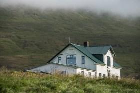 A house near Illugastaðir. Nikon D810, 24 mm (24-120.0 mm ƒ/4) 1/160 sec ƒ/6.3 ISO 64