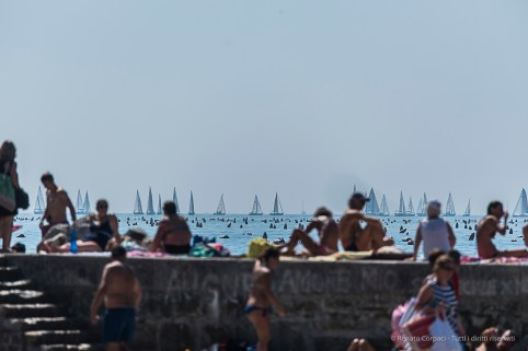Duino, Marina. Nikon D750, 400 mm (80-400.0 mm ƒ/4.5-5.6) 1/800 sec ƒ/7.1 ISO 100