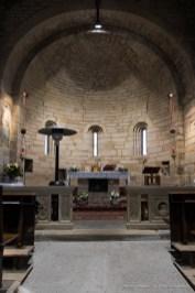 Garbagnate Monastero, Chiesa di S. Nazaro e S. Celso. Nikon 810, 24 mm (24.0 mm ƒ/1.4) 1/2,5 sec ƒ/8 ISO 64