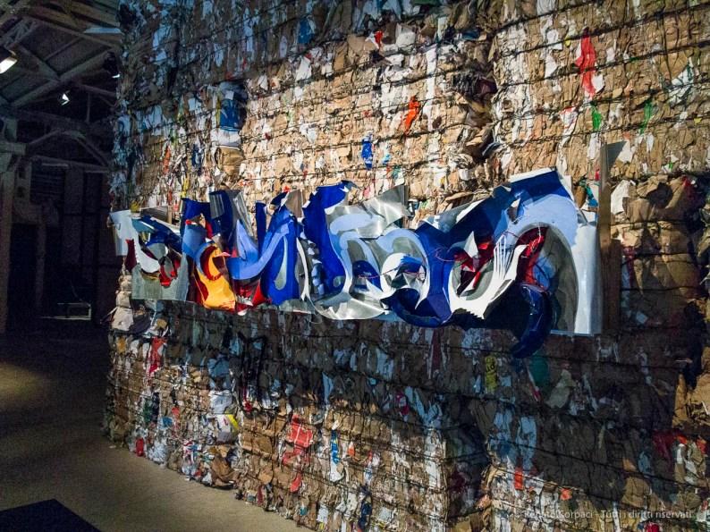 """Josep Llinás Carmona, """"Casa Mañach"""" on the installation by Atelier Bow -Wow, Canon G1 X 1/125"""" ƒ/2.8 ISO 6400"""