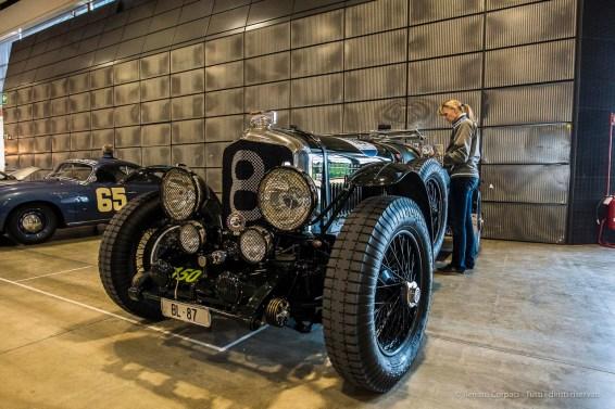 "1947 Bentley Le Mans Eight. Nikon D810, 20 mm (20,0 mm ƒ/1.8) 1/100"" ƒ/5 ISO 3200"