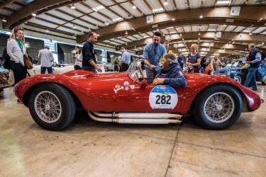 "1954 Maserati A6 GCS/53 FANTUZZI. Nikon D810, 20 mm (20,0 mm ƒ/1.8) 1/100"" ƒ/5 ISO 3200"