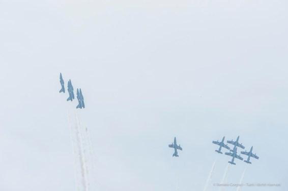 Air show. Manerba, Lake Garda 2016. Nikon D750, 400 mm (80-400.0 mm ƒ/4.5-5.6) 1/1600 ƒ/20 ISO 1000
