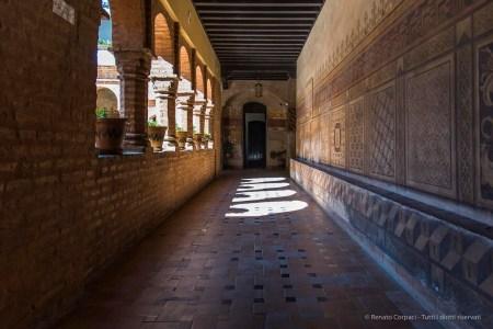 """Palos de la Frontera, Monastey of Santa Maria de la Ràbida.Nikon D810 24 mm (24-120 mm ƒ/4) 1/125"""" ƒ/4.5 ISO 200"""