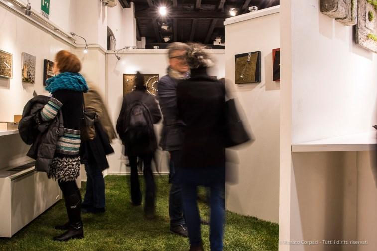 """Terra/Materiaprima - Mail Art project – Galleria di Arti Visive dell'Università del Melo, December 2016. Nikon D750 24 mm (24.0 mm ƒ/1.4) 0.5"""" ƒ/8 ISO 100"""