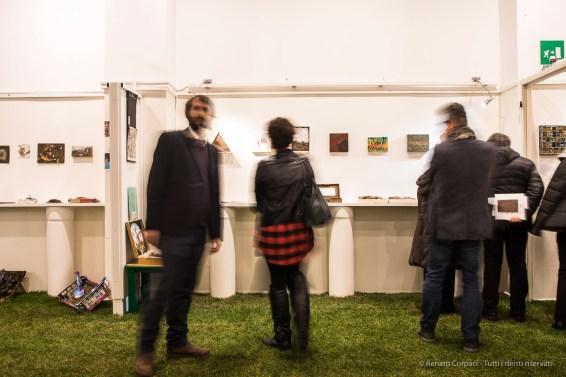 """Terra/Materiaprima - Mail Art project – Galleria di Arti Visive dell'Università del Melo, December 2016. Nikon D750 24 mm (24.0 mm ƒ/1.4) 0,6"""" ƒ/8 ISO 100"""