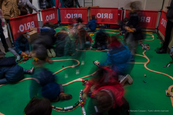 """Plays for the younger kids. 85. Anniversary from the Foundation of ATM 2016. San Donato Deposit. Nikon D750 24 mm (24.0 mm ƒ/1.4) 2"""" ƒ/8 ISO 100"""