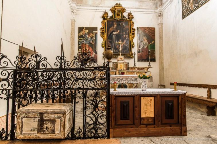 """Somasassa, Valtellina, church of San Gottardo, XVIII Century. Nikon D810, 20 mm (20 mm ƒ/1.8) 4"""" ƒ/14 ISO 64"""