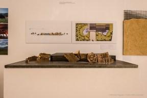 """Milano, Palazzo della Triennale, Arnaldo Pomodoro, Simposio di Minoa. Nikon D750, 24 mm (24.0 mm ƒ/1.4) 1/5"""" ƒ/8 ISO400"""