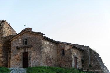 "Church of San Felice (Sec. XIII), Volterra, gennaio 2017. Nikon D810, 40 mm (24-120.0 mm ƒ/4) 1/400"" ƒ/4 ISO 400"