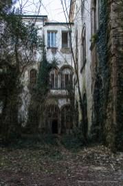 "Volterra, formerly the psychiatric asylum. January 2017. Nikon D810, 24 mm (24-120.0 mm ƒ/4) 1/13"" ƒ/8 ISO 64."