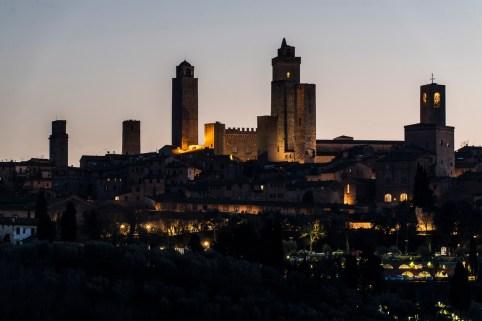 """San Gimignano, January 2017. Nikon D810, 250 mm (150-600.0 mm ƒ/5-6.3) 6"""" ƒ/8 ISO 250"""