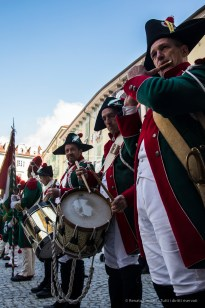 "The Fife and Drum Corps of the First Batalion Hunters. Nikon D810, 31 mm (24-120 mm ƒ/4) 1/200"" ƒ/7.1 ISO 400"