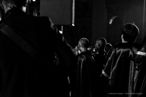 "Duomo Concert Italian Gospel Choir. Milano September 2014. Nikon D810, 70 mm (24-70,0 mm ƒ/2.8) 1/800"" ƒ/5 ISO 6400"