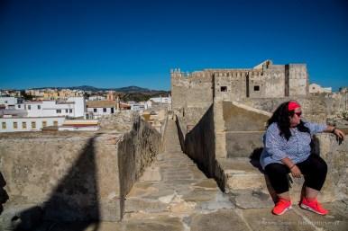 "A View From The Bastions. Tarifa, Castillo de Guzman, September 2016. Nikon D810, 24 mm (24-120,0 mm ƒ/4) 1/400"" ƒ/8 ISO 64"