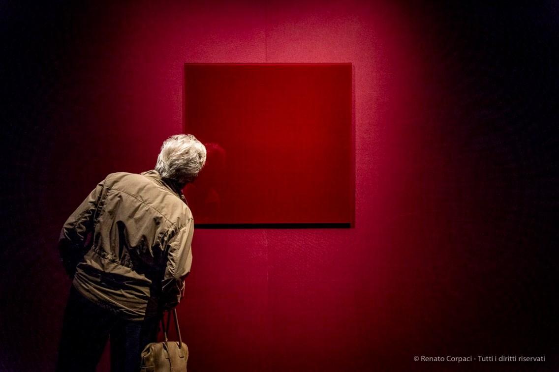 Tiziano, according to Gerhard Richter. Palazzo Te, Mantova, October 2018. Nikon D810, 38 mm (24-120 mm ƒ/4) 1/200 ƒ/4 ISO 12800