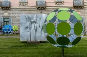 "Luca Trazzi, Dandalion. Palazzo Anguissola Traversi. Milano Design Week, April 2018. Nikon D810, 34 mm (24-120 mm ƒ/4) 1/13"" ƒ/8 ISO 64"