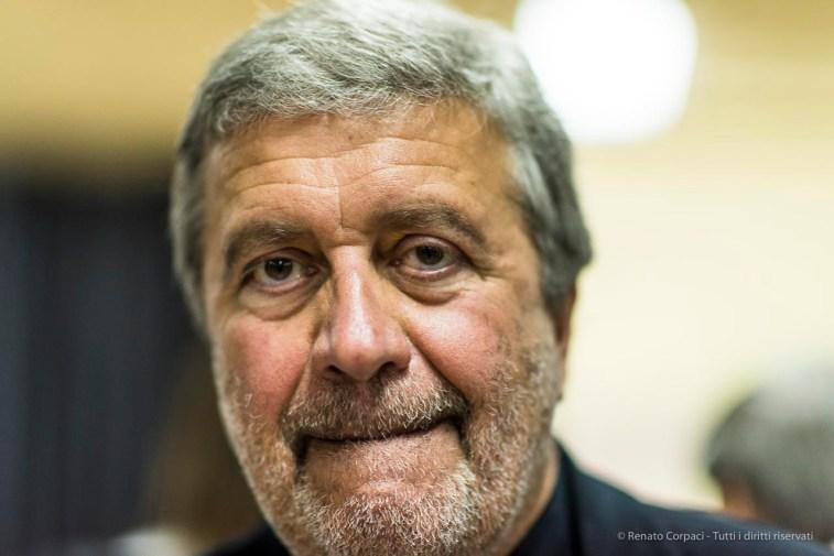 Stefano Trucco, Presidente del Centro Conservazione e Restauro La Venaria Reale. Nikon D810, 85 mm (85 mm ƒ/1.4) 1/160 ƒ/1.4 ISO 500