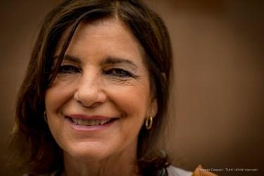Anna Maria Montaldo, head of Contemporary Art Museums, city of Milano. June 2018.