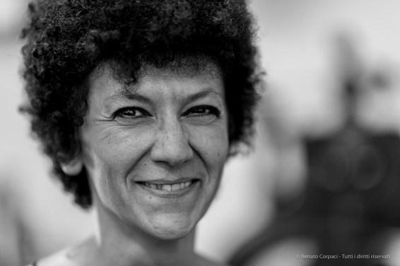 "Federica Paola Capecchi, coreographer, dancer, curator of exhibitions. Milano, June 2018. Nikon D810, 85 mm (85 mm ƒ/1.4) 1/125"" ƒ/1.4 ISO 500"