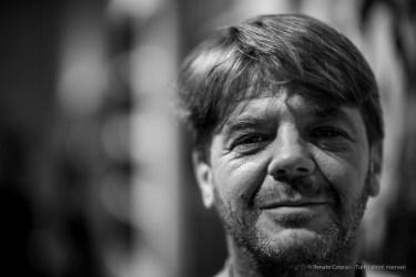 """Francesco Oppi, artist. Milano, June 2018. Nikon D810, 85 mm (85 mm ƒ/1.4) 1/125"""" ƒ/1.4 ISO 400"""