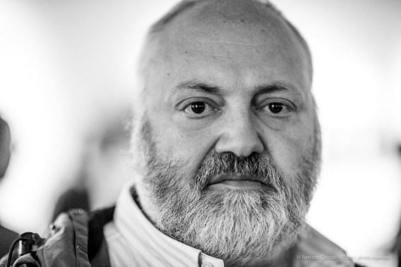 "Lorenzo Marchetti, photographer, photography critic. Milano, Jun 2018. Nikon D810, 85 mm (85 mm ƒ/1.4) 1/125"" ƒ/1.4 ISO 9000"
