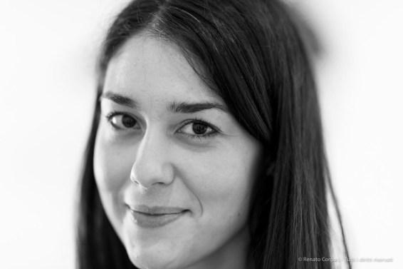 "Valentina Gervasoni, curator GAMeC Bergamo, giugno 2018. Nikon D810, 85 mm (85 mm ƒ/1.4) 1/125"" ƒ/1.4 ISO 720"