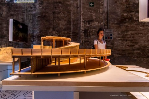 "16. Biennale Architettura. Arsenale di Venezia, September 2018. Nikon D810, 24 mm (24-120 mm ƒ/4) 1/125"" ƒ/4 ISO 1400"
