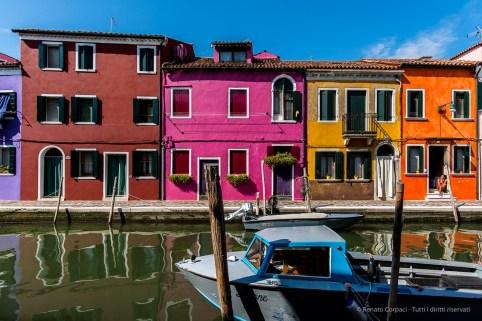 "Burano, Venice Laguna. September 2018. Nikon D810, 20 mm (20 mm ƒ/1.8) 1/200"" ƒ/10 ISO 125"