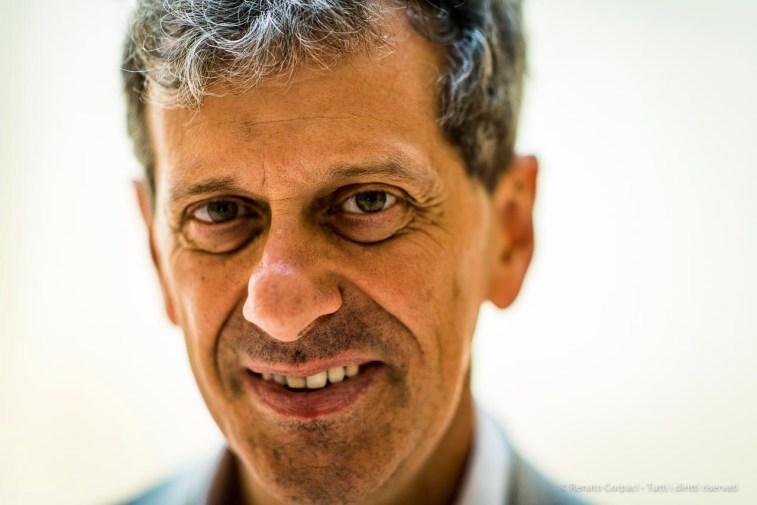 """Francesco Tedeschi, storico e critico d'arte, docente, Università Cattolica del Sacro Cuore.. Nikon D810, 85 mm (85 mm ƒ/1.4) 1/125"""" ƒ/1.4 ISO 280"""