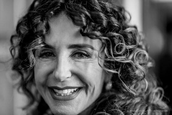 "Gabriella Magnoni Dompé, interpreneur, president advisory board ""Corporate Social Responsibility"", Assolombarda. Milano, September 2018. Nikon D810, 85 mm (85 mm ƒ/1.4) 1/125 mm ƒ/1.4 ISO 125"