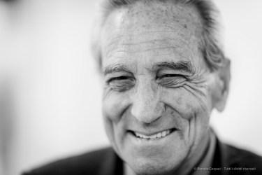 "Giancarlo Olgiati, lawyer, art collecto. Lugano, September 2018. Nikon D810, 85 mm (85 mm ƒ/1.4) 1/160"" ƒ/1.4 ISO 450"