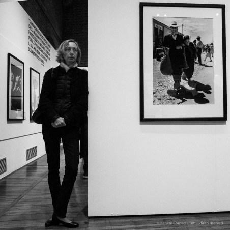 "Andrea Holzherr, Global Exhibitions Manager Magnum Paris. Monza, October 2018. Nikon D810, 28 mm (24-120 mm ƒ/4) 1/125"" ƒ/11 ISO 4500"