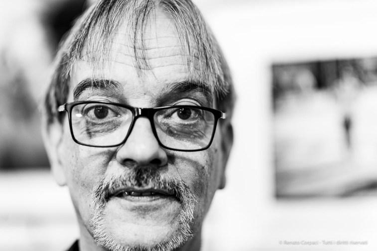 "Diego Bardone, photographer. Milano, September 2018. Nikon D810, 85 mm (85 mm ƒ/1.4) 1/125"" ƒ/1.4 ISO 450"