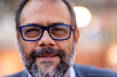 "Marco Granelli, mobility councillor, Municipality of Milano. Milano, September 2018. Nikon D810, 85 mm (85 mm ƒ/1.4) 1/125"" ƒ/1.4 ISO 320"