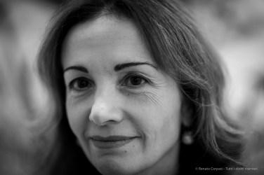 """Cristina Gilda Artese, art dealer, Gilda Contemporary Art. Milano, November 2018. Nikon D810, 85 mm (85 mm ƒ/1.4) 1/200"""" ƒ/1.4 ISO 320"""