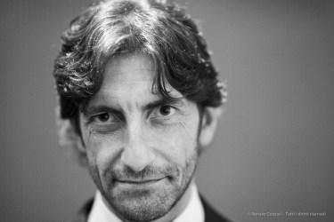 """Federico Silvestri, CEO Gruppo 24 Ore Cultura. Milano, October 2018. Nikon D810, 85 mm (85 mm ƒ/1.4) 1/125"""" ƒ/1.4 ISO 5600"""